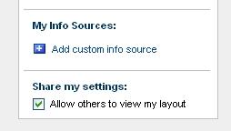 come personalizzare Yahoo! Alpha